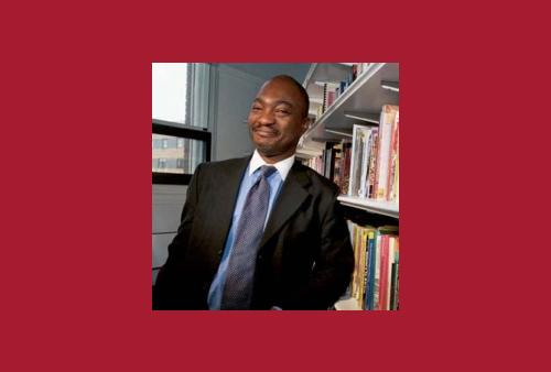 Emmanuel Akyeampong, Faculty Director, Center for African Studies