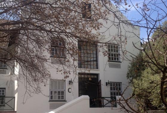 Harvard Global office in Johannesburg, South Africa